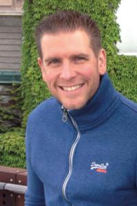 Vortragender Florian Weber, MBA