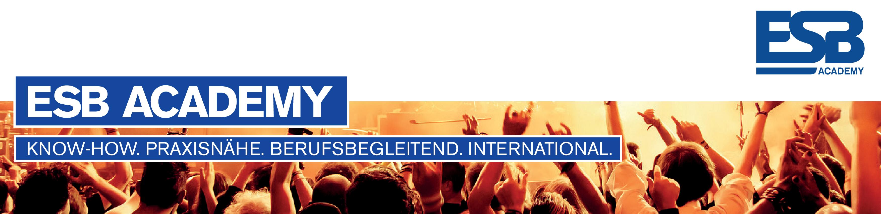 ESB Academy: Eventmanagement Ausbildung Wien