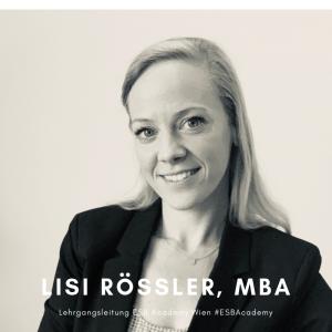 Eventausbildung Lisi Rössler