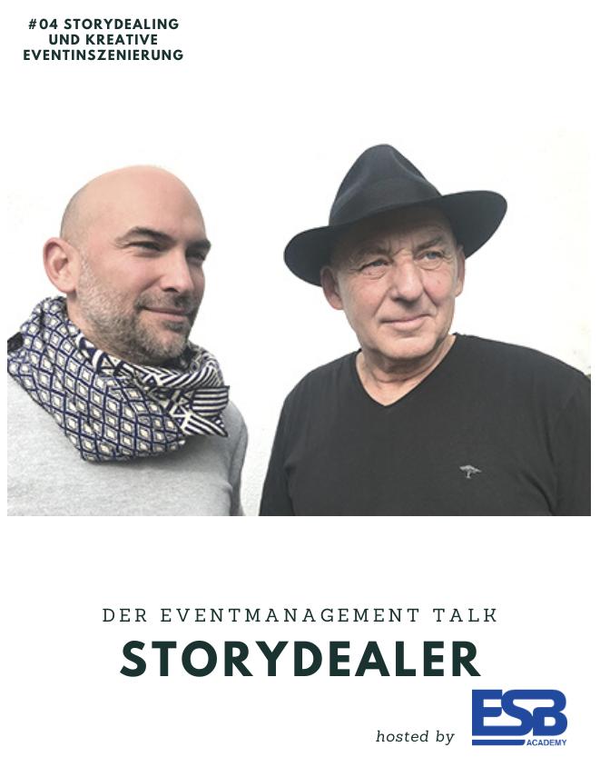 Eventinszenierung Storytelling